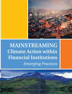 Mainstreaming Climate Action within Financial Institutions