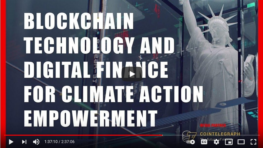 Blockchain Technology and Digital Finance for Climate Action Empowerment