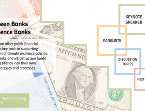 From Green Banks to Resilience Banks