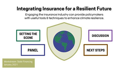 Integrating Insurance for a Resilient Future