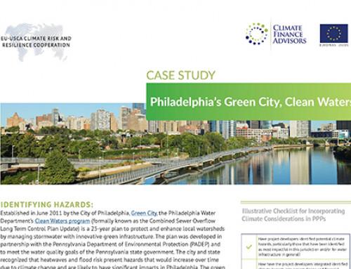 Philadelphia's Green City, Clean Waters