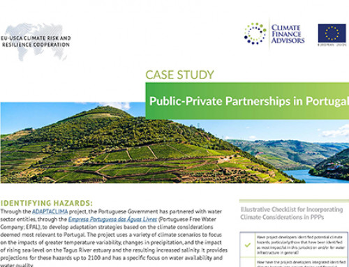 Public-Private Partnerships in Portugal