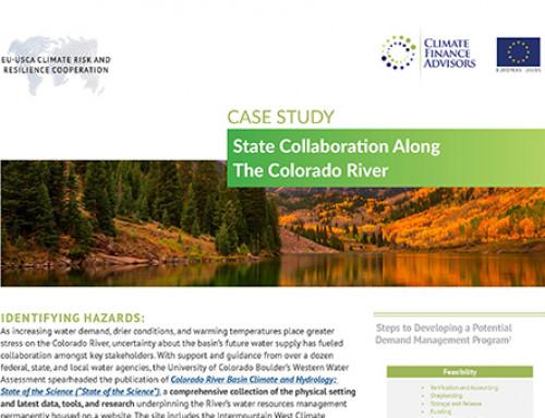 State Collaboration Along the Colorado River