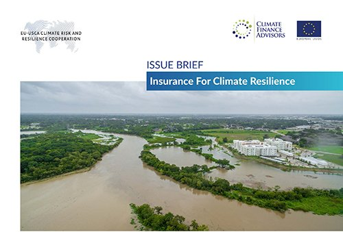 Insurance For Climate Resilience