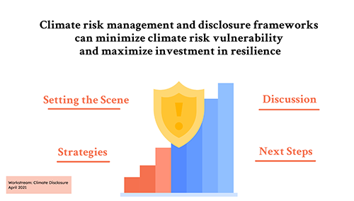 Managing Climate Risk in the Government Context