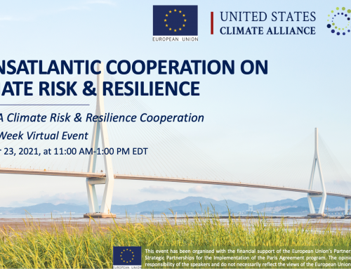 Transatlantic Cooperation on Climate Risk and Resilience